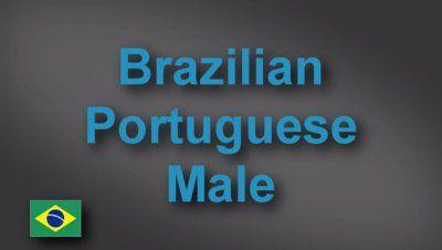 Brazilian Portuguese male voice-over demo