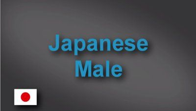 Japanese male voice-over demo