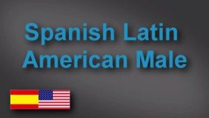 Latin American Spanish male voice-over demo