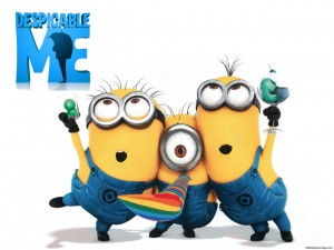 Image of Despicable Me 2
