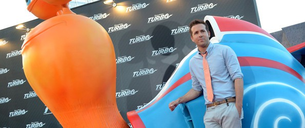 Ryan Reynolds in Turbo