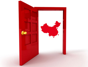 Open the Door to Doing Business in China