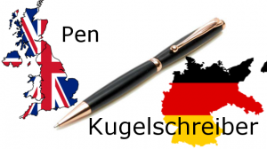 German Pen Translation