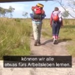 German captions – The Climber's Attititude
