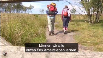 German captions