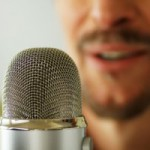 Male voice-over agency