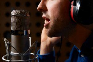 British Voice Talent Recording Studio