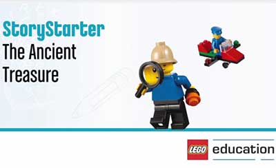 French voiceover for Lego Education
