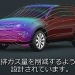 Japanese subtitling service for Land Rover Discovery Sport promo