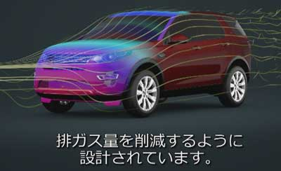 Japanese subtitling for Jaguar Land Rover