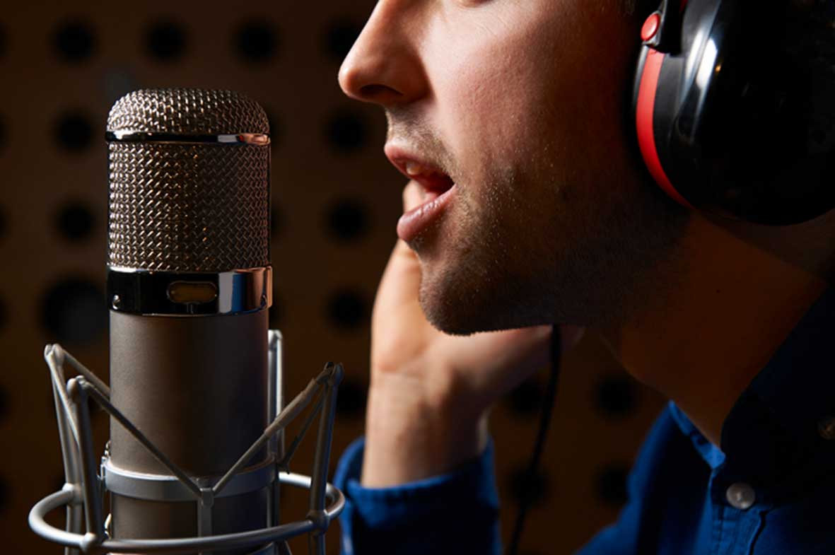 Image result for voice over