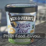 Greek subtitles for Ben & Jerry's Phish Food promo
