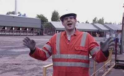 Romanian Voice-over - Express Asphalt Safety video