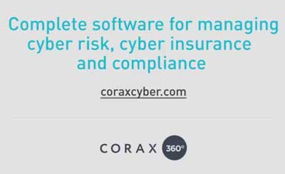 US English voice-over Corax Cyber Security