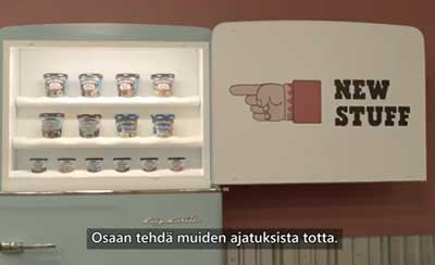 Finnish subtitles for Flavour Guru
