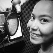 Thai voice artist Jantima