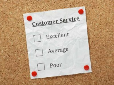 global customer care satisfaction survey