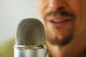 Voice-over talent agency
