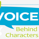 The Voices Behind The Characters – An Infographic