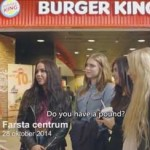 English & Swedish subtitles for Burger King case-study