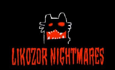 English read in an Russian Accent for Likozor Nightmares