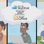 Microsoft Skydrive – video localization in Portuguese.