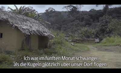 German subtitling for Medair