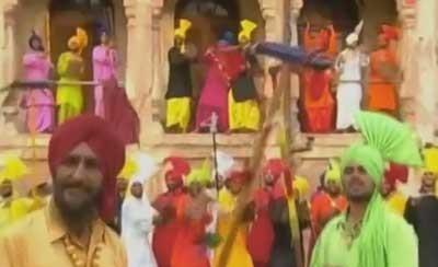 Punjabi voice over for Malwai Gidda by Nintin