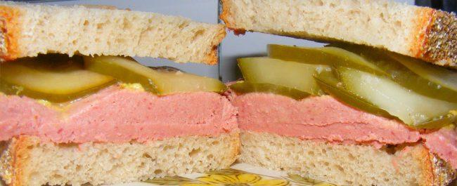 British Sandwich Week Sandwich