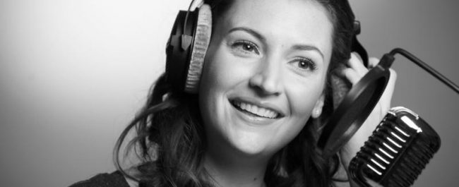 kathryn voice over artist
