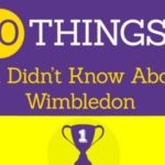 10 Things You Didn't Know About Wimbledon [Infographic]