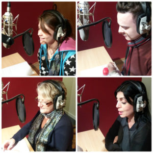Voice over course and training London