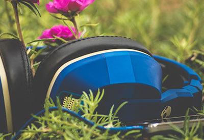 headphones - rise of audiobooks