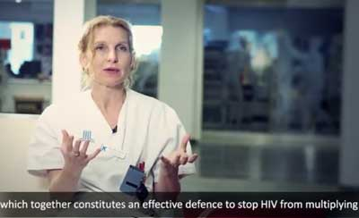 Farsi voice-over for HIV Treatment Programme