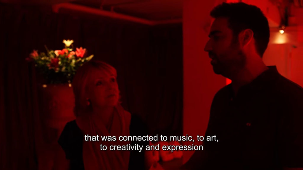 Lush - subtitles. Is subtitling creative?