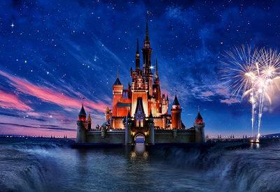 Disney's Localisation Efforts to Date- Disney Castle