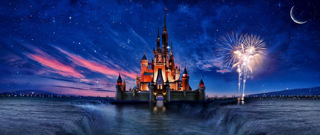 Disney's Localisation Efforts to Date - Disney Castle