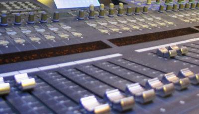 ISDN voice over studio - the future