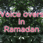 The Life of a Palestinian Voice Artist during Ramadan