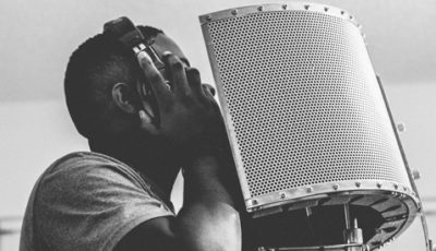 Beginner voice over actor