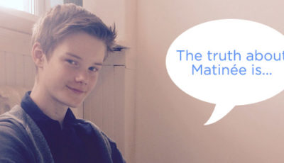 Work experience for a 16 year old at Matinée Multilingual