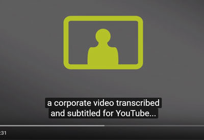 adding YouTube Closed Captions